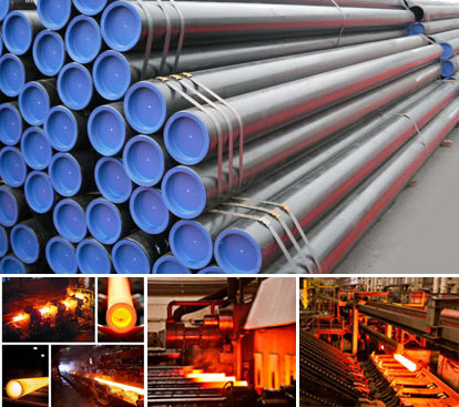 ASTM A672 Grade C60/C65/C70 EFW Pipes Manufacturers