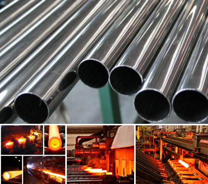 ASTM A312 TP 310 Stainless Steel Welded Pipes Manufacturers