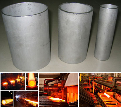 Stainless Steel ERW Pipes and Tubes Manufacturers